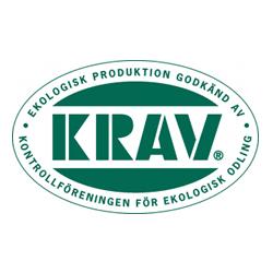 スウェーデンオーガニック認証KRAV